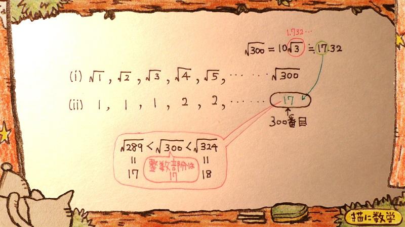 立教新座高校の入試問題数学