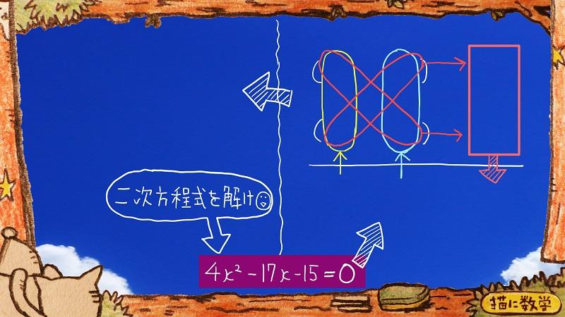 たすきがけ数学9